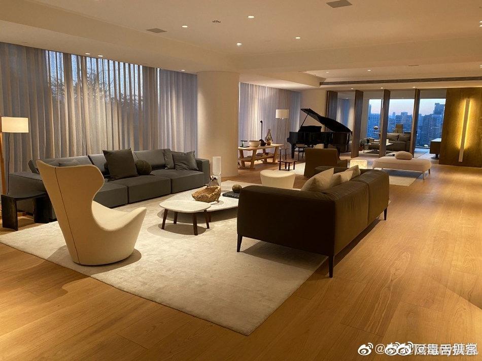 郭碧婷豪宅內景,大宅至簡裝修設計,滿滿感!